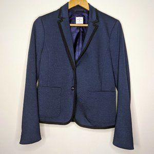 GAP The Academy Blazer Navy Fully Lined Size 4